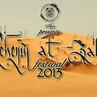 Alchemy At Zahar : un festival de musique dans le désert marocain, ça vous tente ?