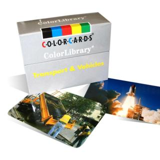 Colorcards - ColorLibrary - Transport & Vehicles