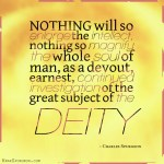 1. The Deity - Spurgeon Photo Quote