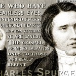 44. Really Repent - Young Charles Spurgeon Picture Quote