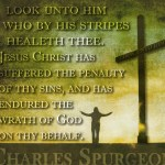 53. Look Unto Him - Charles Spurgeon Photo Quote