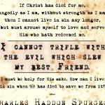 Auto Trifle Best Frind - Spurgeon image quote