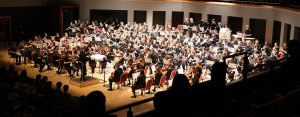The OSoSic II concert at Butterworth Hall, Warwick Arts Centre