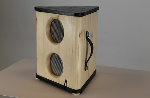 Student product design project - speaker.