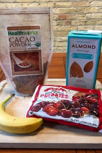 Three Chocolate Smoothies for Fueling the Road Ahead