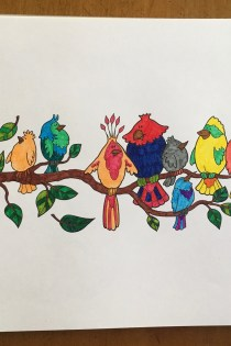 Reclaiming Childhood Power with Coloring Books