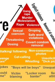 Revealing the Cultural Patterns of Rape Culture