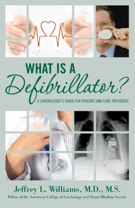 New Book Available for Patients Needing a Defibrillator