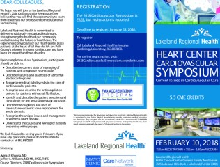 LRH CV Symposium Brochure 2018 Page 1