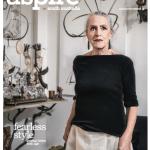 Aspire, Magazine, Cover, Ageing