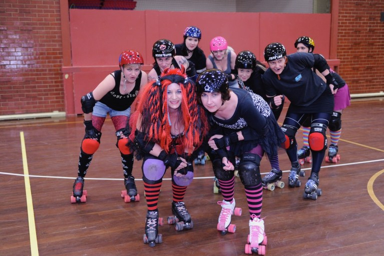 Throwback: That Time I Tried Out For Roller Derby