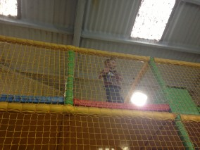 They even have soft play!