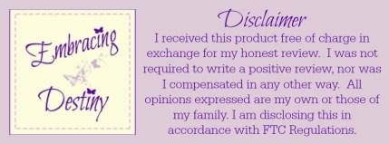 Embracing Destiny #hsblogger