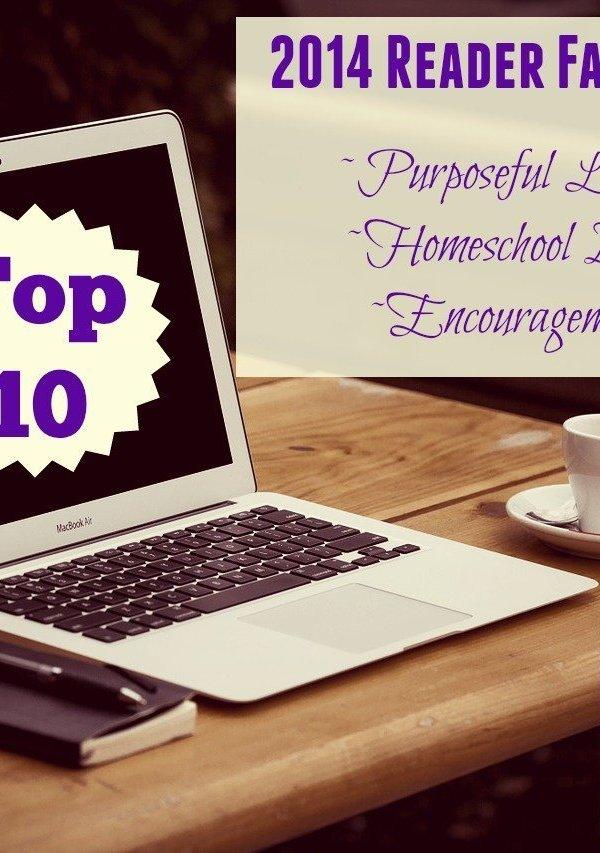 2014 in Review: Top 10 Reader Favorites