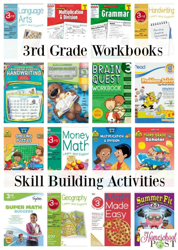 Homeschooling with Workbooks   Heart and Soul Homeschooling