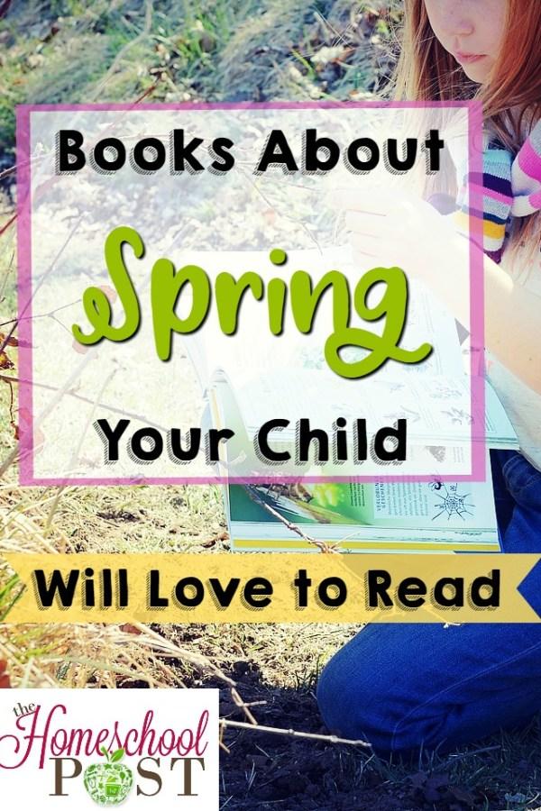 Spring Books for Kids