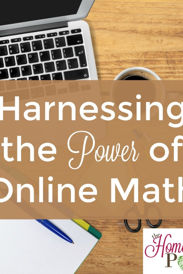 Harnessing the Power of Online Math