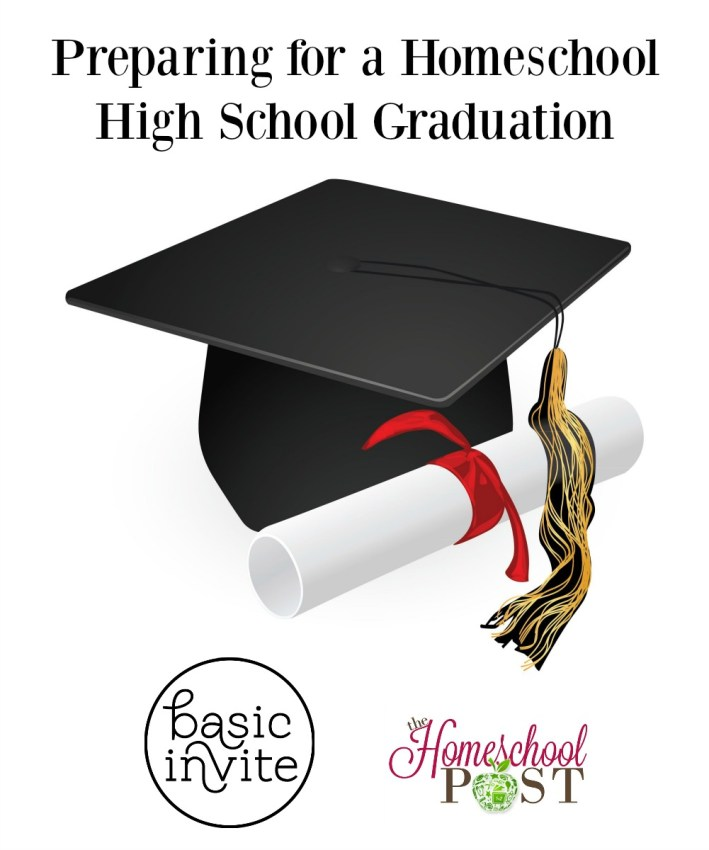 homeschool graduation announcements from basic invite heart and