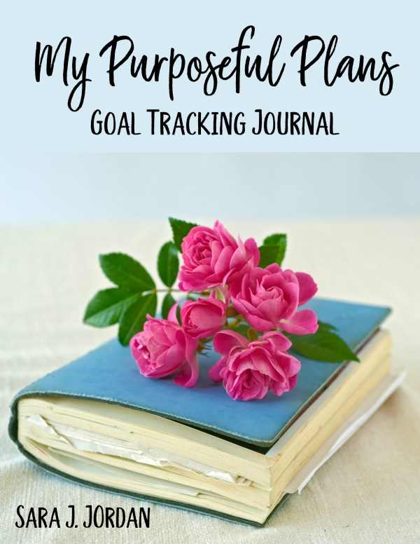 My Purposeful Plans Goal Tracking Journal