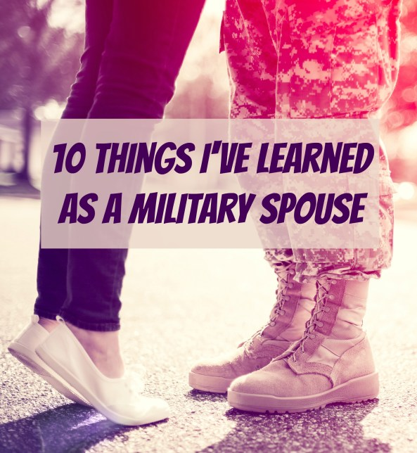 Learned as a spouse