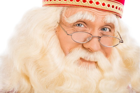 close up Santa Claus