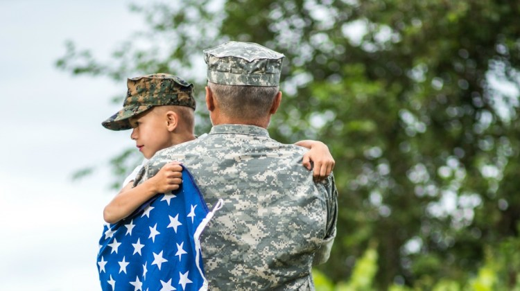 Month of the Military Child – Celebrating Their Sacrifices & Achievements