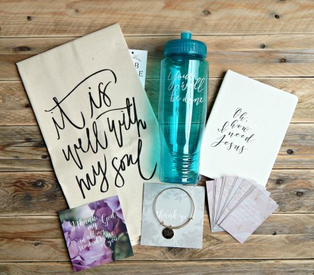 The Perfect Subscription Box for Women of Faith