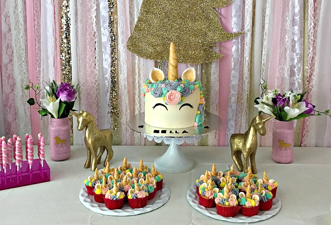 How To Throw A Magical Unicorn Birthday Party Heart Stripes