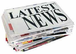 the latest news, media