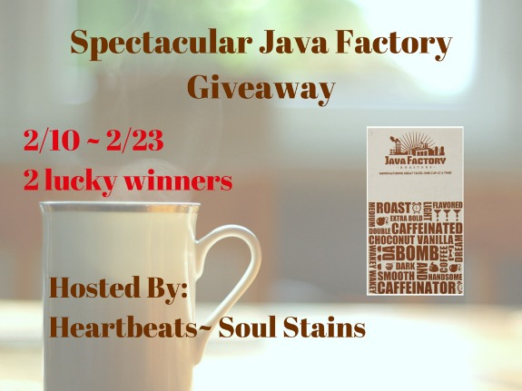 Spectacular Java Factory Giveaway