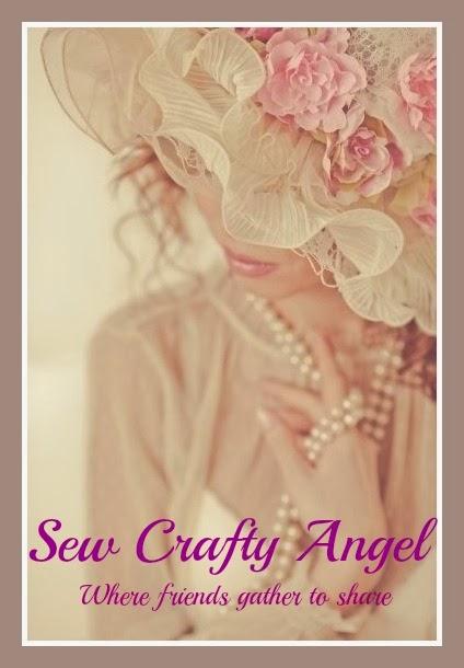 Sew Crafty Angel