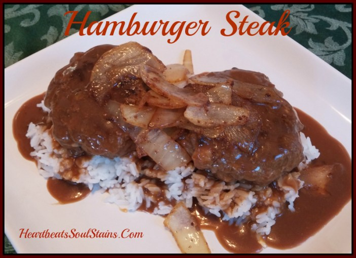 Hamburger-Steak