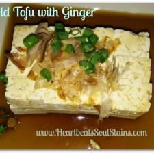 Hiyayakko ~ Cold Tofu