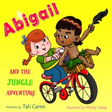 Abigail and The Jungle Adventure by Tali Carmi
