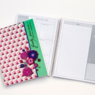 Family_Time.Mine 17 Month Day Planner by Dotmine Day Planners