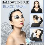 Hair Tutorial:  More Simple Halloween Hairstyles
