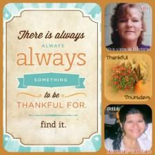 Thankful Thursday Link Up #3