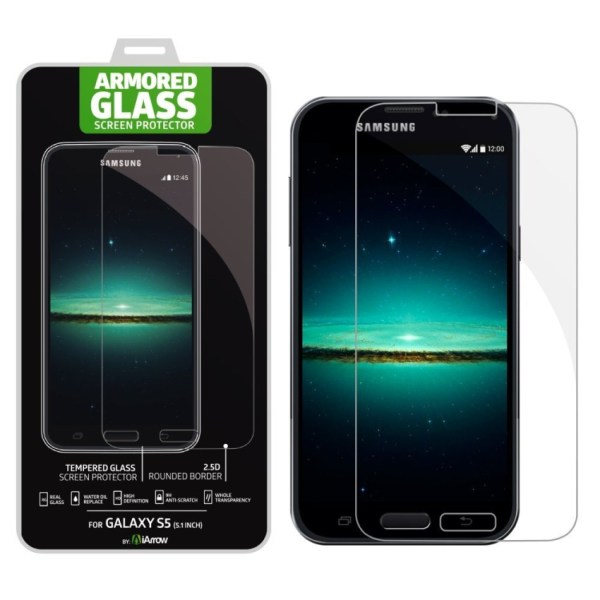 Glass Screen protector by iArrow
