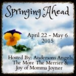 springing ahead button