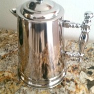 Vintage Double Wall French Coffee Press By Francois et Mimi