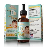 Baby Vitamin D3 Drops By Liddle Ones
