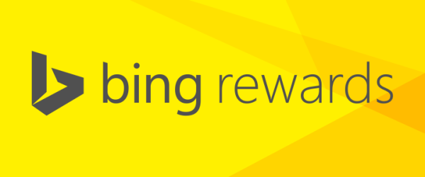 Get Rewarded with Bing Rewards