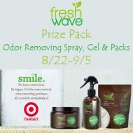 Fresh Wave Prize Pack Giveaway