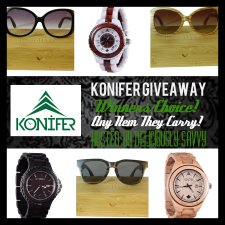 Konifer Watch / Sunglasses Giveaway (Winners Choice Of Any Item They Carry!) #Koniferwatches