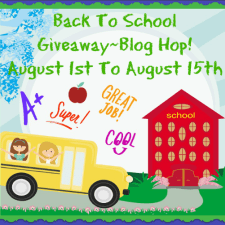 Back to School Grand Prize Giveaway #BTS0815