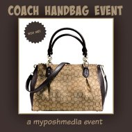 COACH SIGNATURE COLLETTE CARRYALL Handbag Event