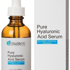 Pure Hyaluronic Acid Serum By Brilladerm