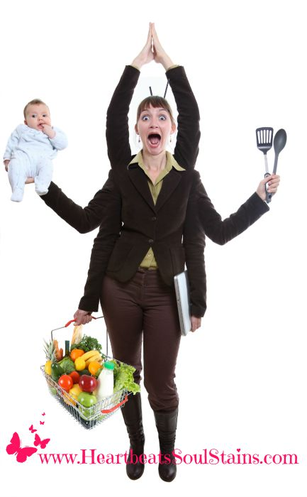 finding balance while juggling motherhood