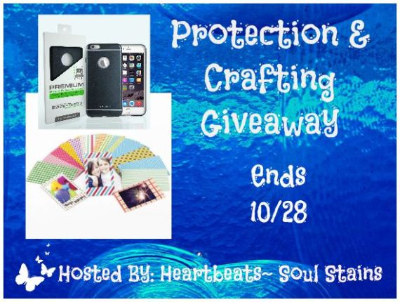protection & crafting giveaway 2