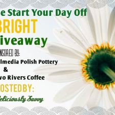 The Start Your Day Off Bright Giveaway #TwoRiversCoffee